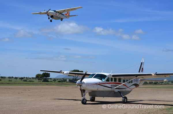 Air Kenya landing strip