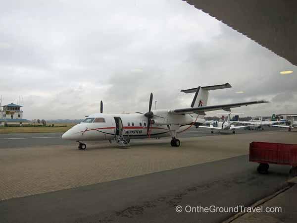 Air Kenya aircraft