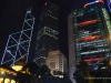 Hong Kong Christmas Skyline - HSBC Building Travel