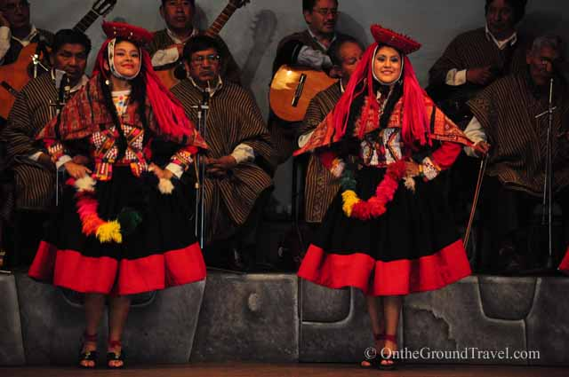 Traditional Peruvian Dance (Travel)