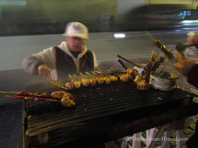 Street Food in Cusco Peru (Travel)