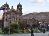 Plaza de Armas in Cusco Peru, the starting point of any Machu Picchu travel
