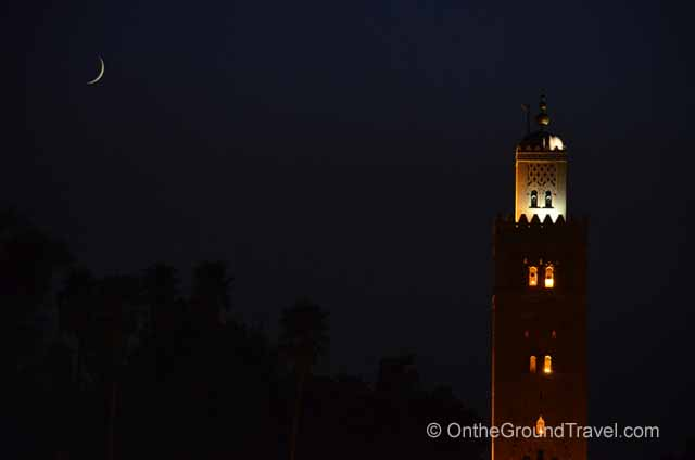 Koutoubia Marrakech Morocco Travel