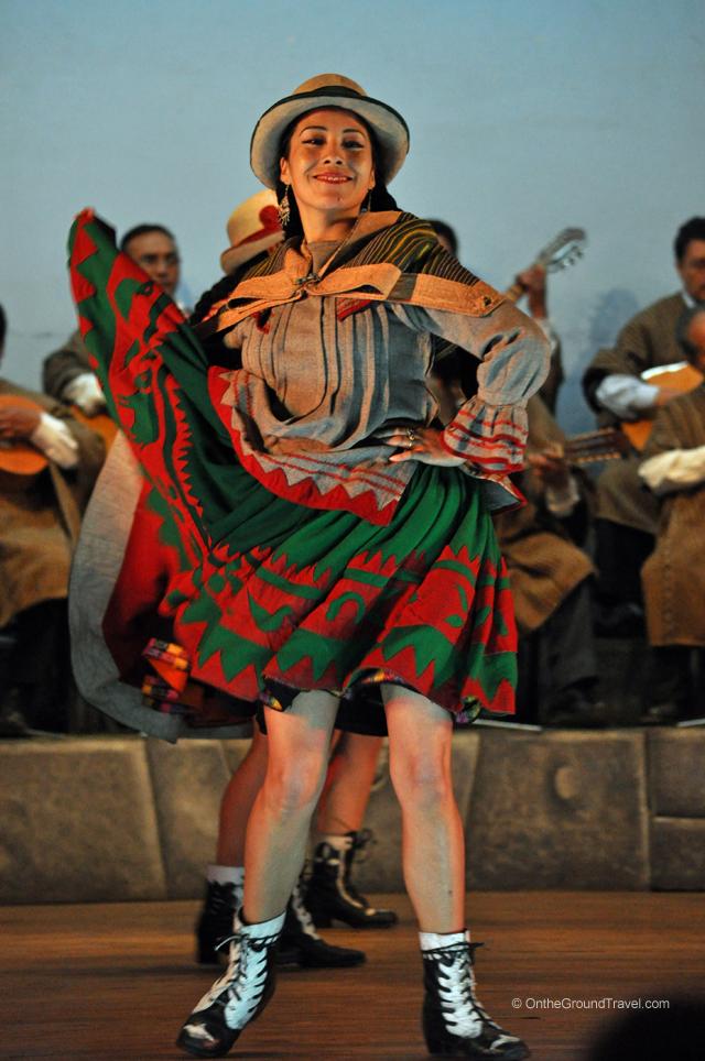 Traditional Peruvian Dance, Peru Travel