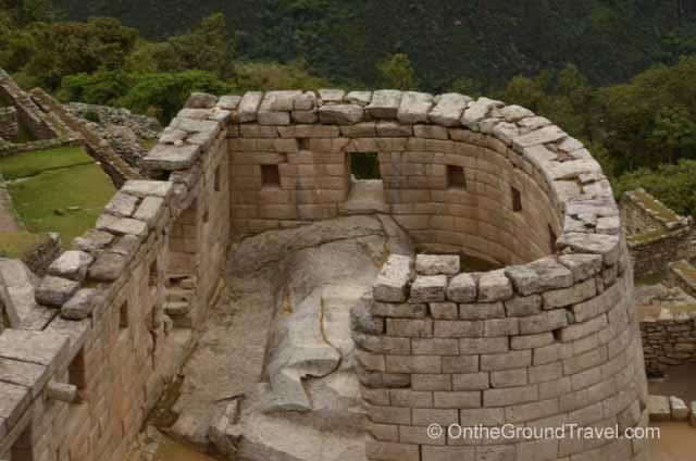 Sun Temple Peru Travel