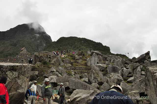 Stone Quarry Peru Travel