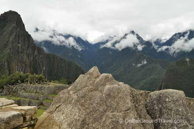 Scale Model Peru Travel