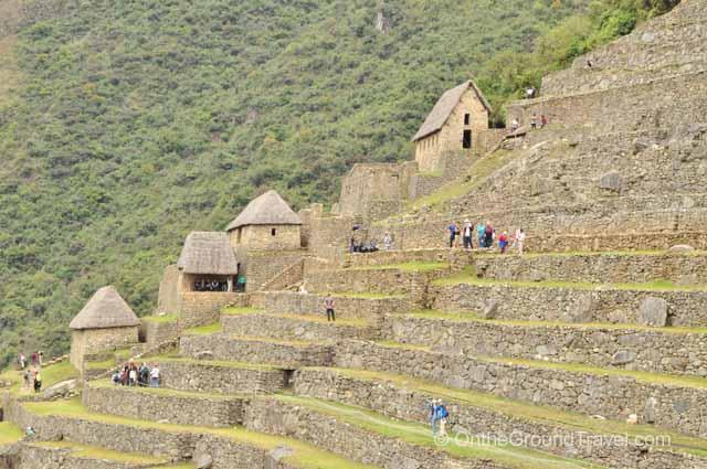 Storage Huts Peru Travel