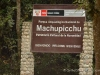 Entrance to Machu Picchu Peru Travel from trips around the world