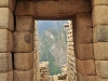 Sun Temple Entrance Peru Travel