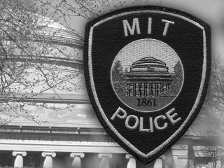 MIT Police Badge