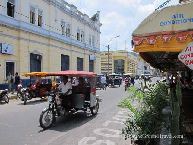Iquitos City from Trips Around the World