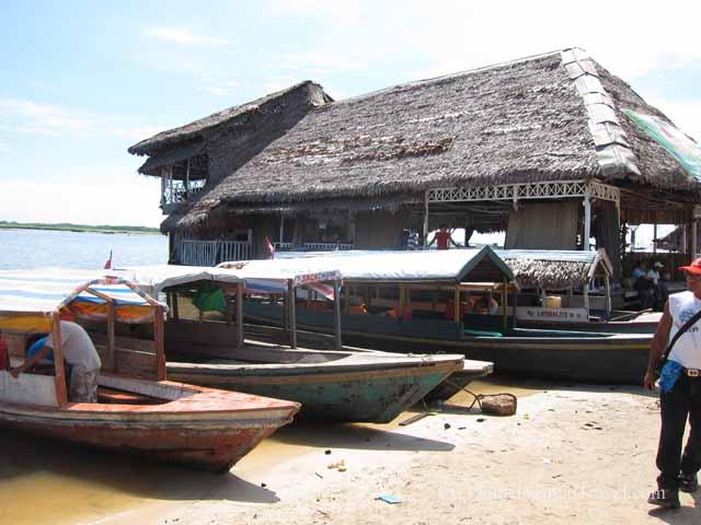 Iquito\'s shore