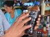 Sangre de Grado (Liquid) sold in the Belen Market in Iquitos