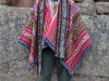 Peruvian dressed in traditional clothing  in the Sacred Valley, Peru from trips around the world