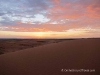Sunrise in the Sahara Sahara Morocco Travel