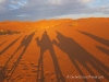 Our Shadows - Sahara Desert Tour - Morocco Travel