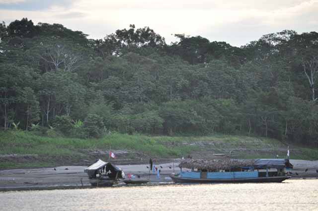 Temporary Housing of the Fishermen