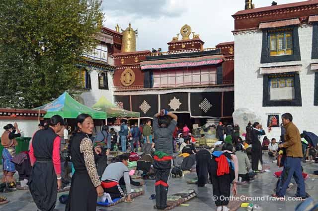 Trip to Tibet - Jokhang Monastary