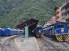 Aguas Calientes Train Station Peru Travel