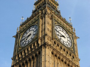 Travel the World - Just Don't be Scammed in London Big Ben Horizontal