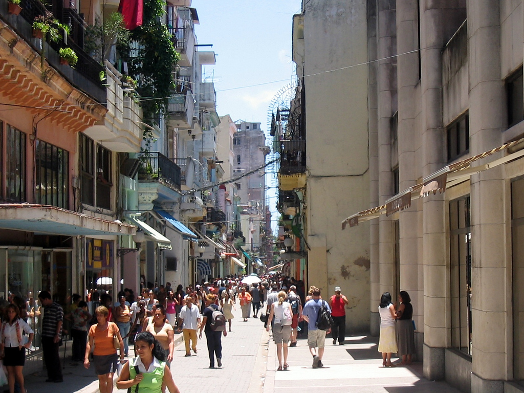 Havana Cuba Street - Round the World Trips - Scam